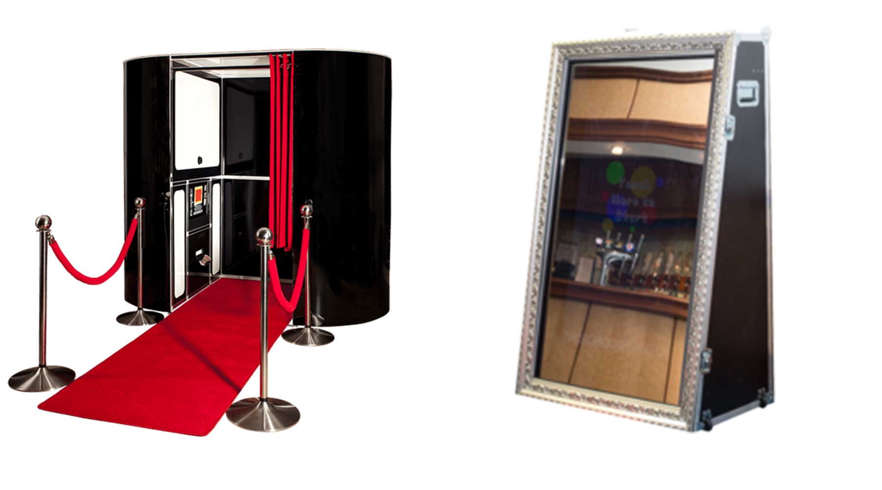 Photo Booth Magic Mirror Hire Sussex