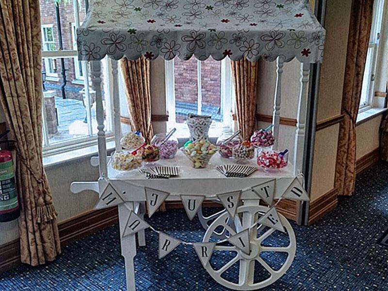 Candy Cart Hire Surrey