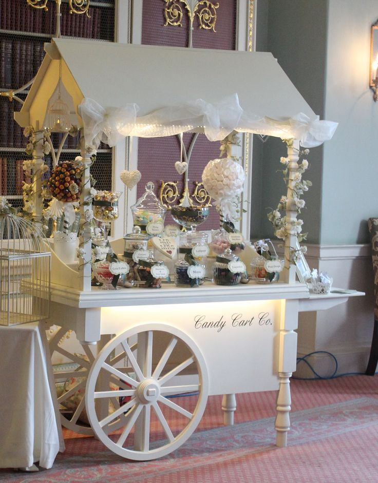 Candy Cart Hire Surrey