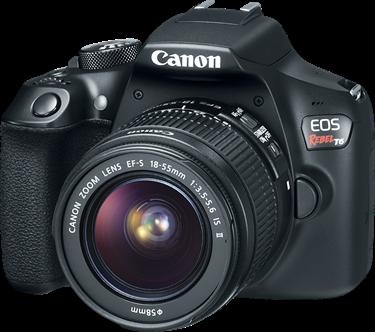 Canon DSLR 1300D Camera